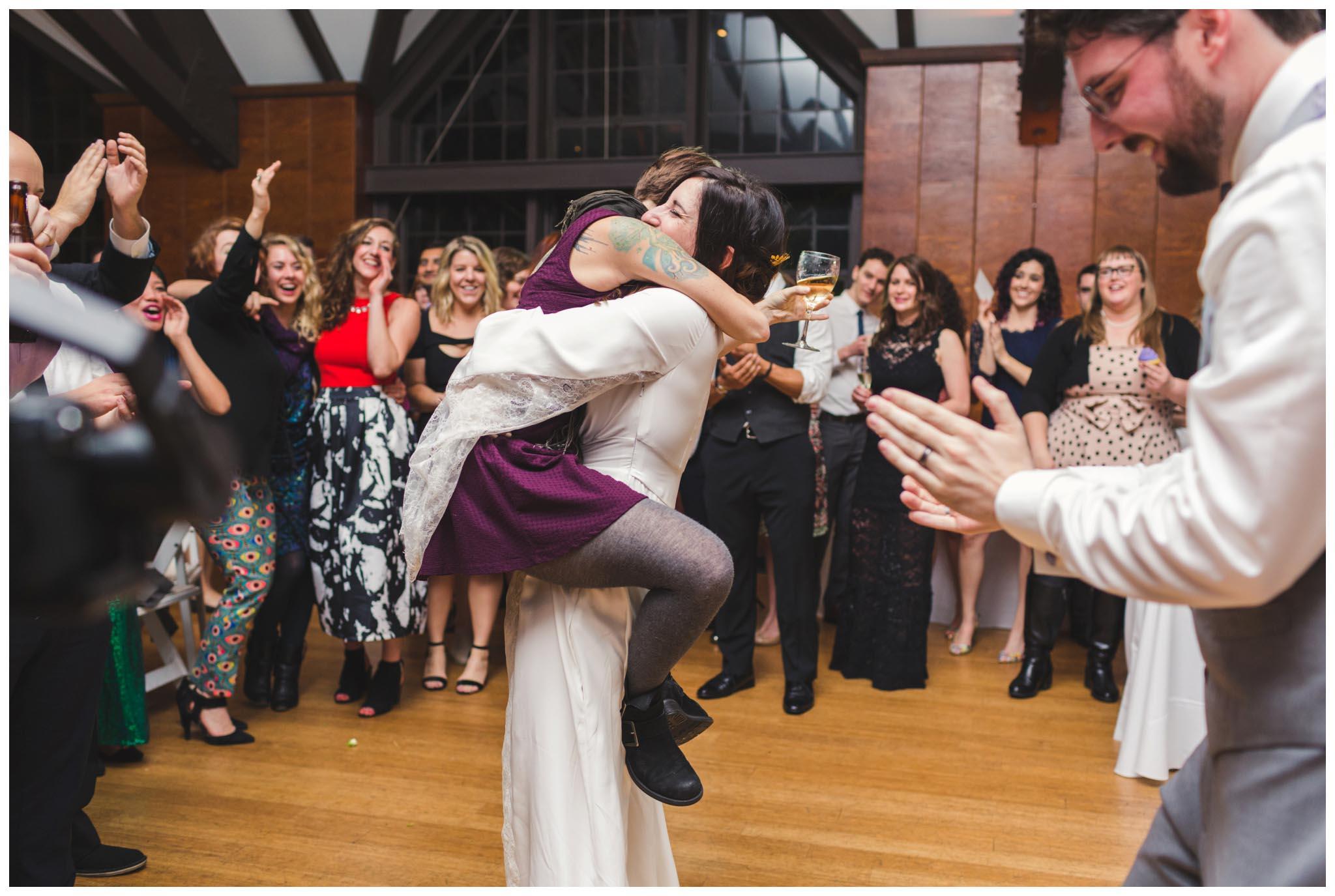 Brazilian Room, reception, Bay Area, wedding, Berkeley