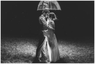 nighttime, rain, California, Berkeley, Bay Area, wedding photography