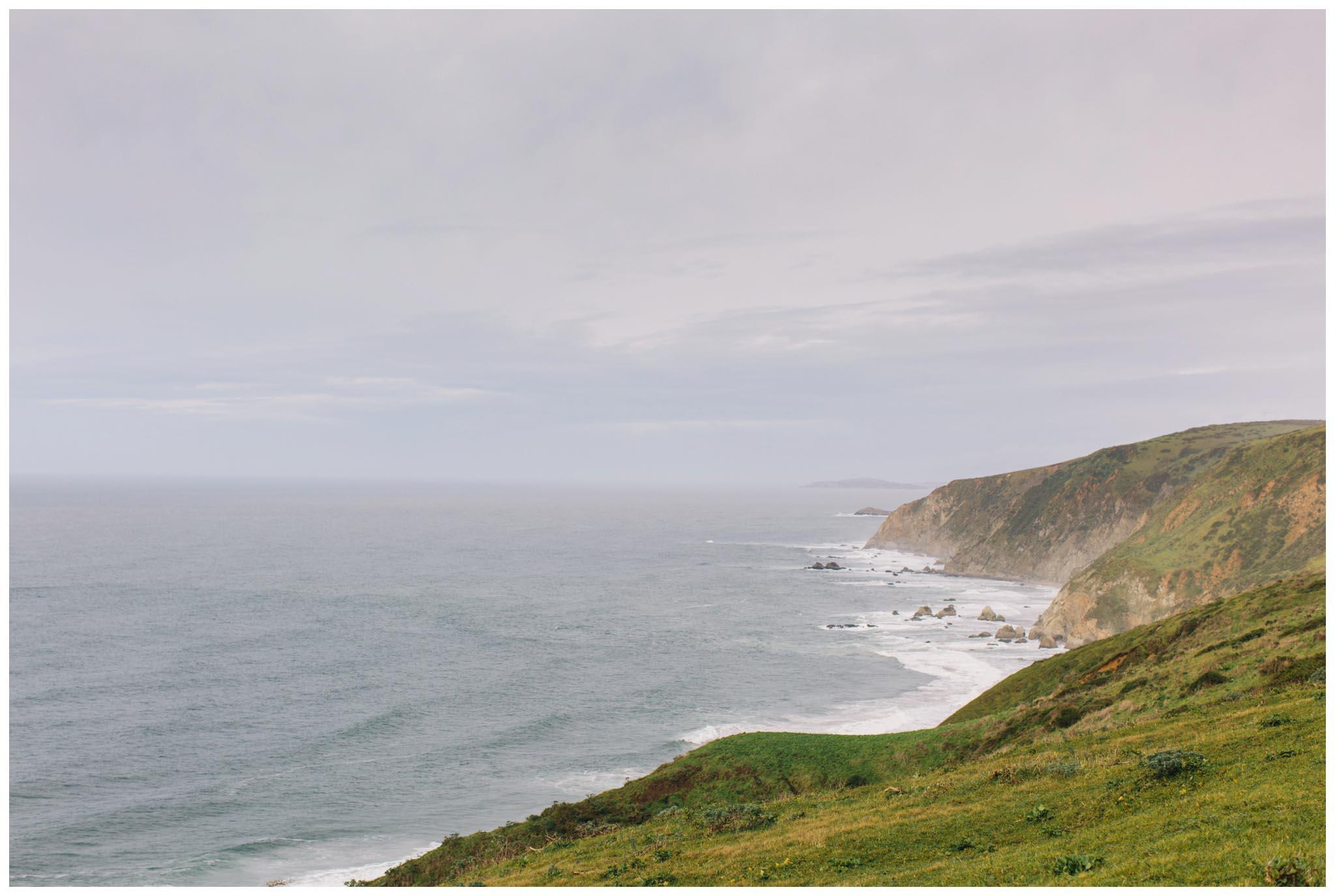 point reyes national seashore, tomales point trailhead
