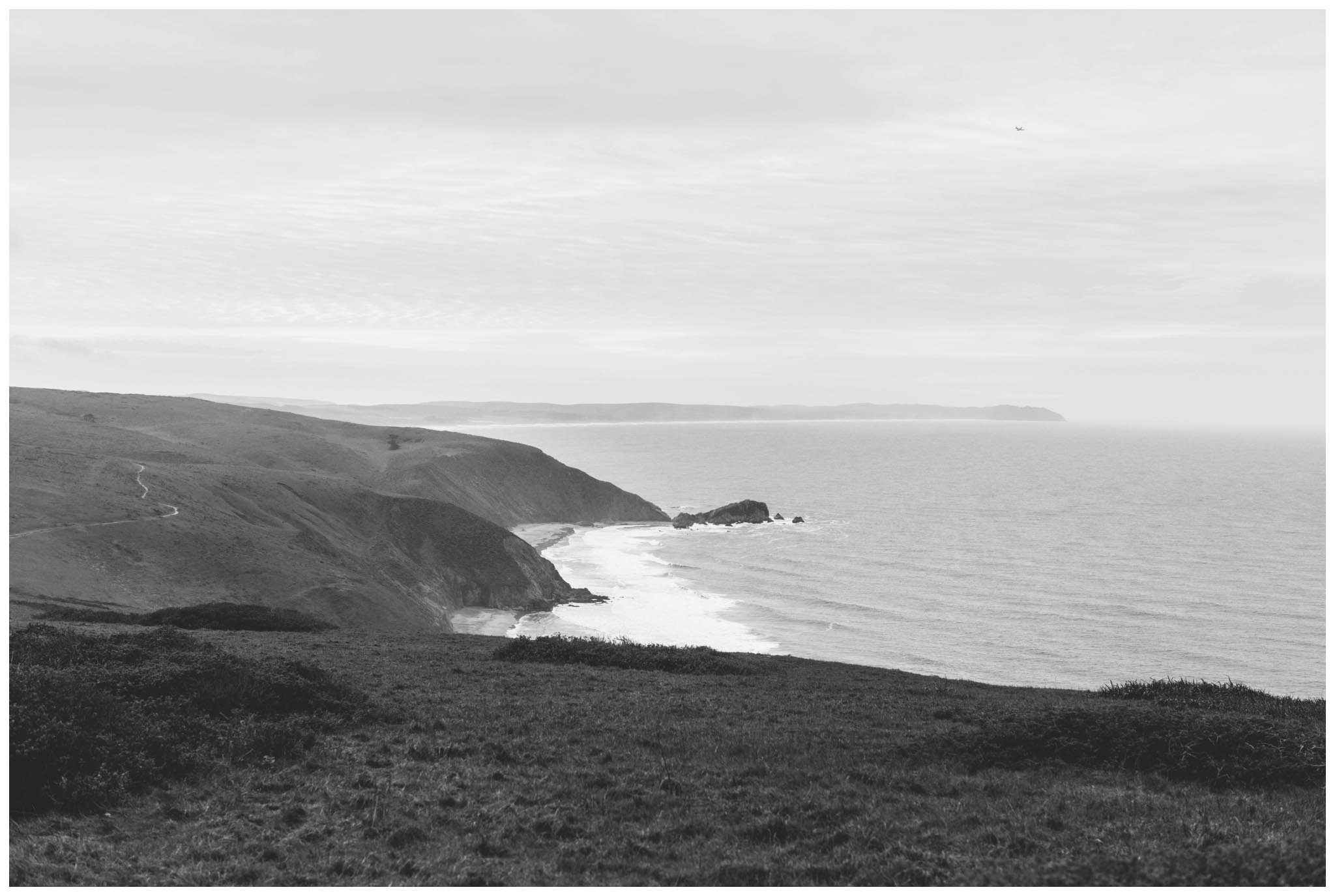 point reyes national seashore, tomales point trailhead