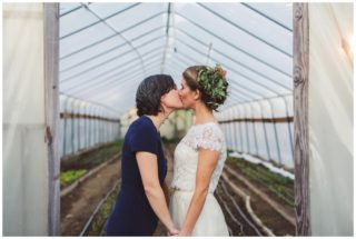 Greensgrow Farms, wedding