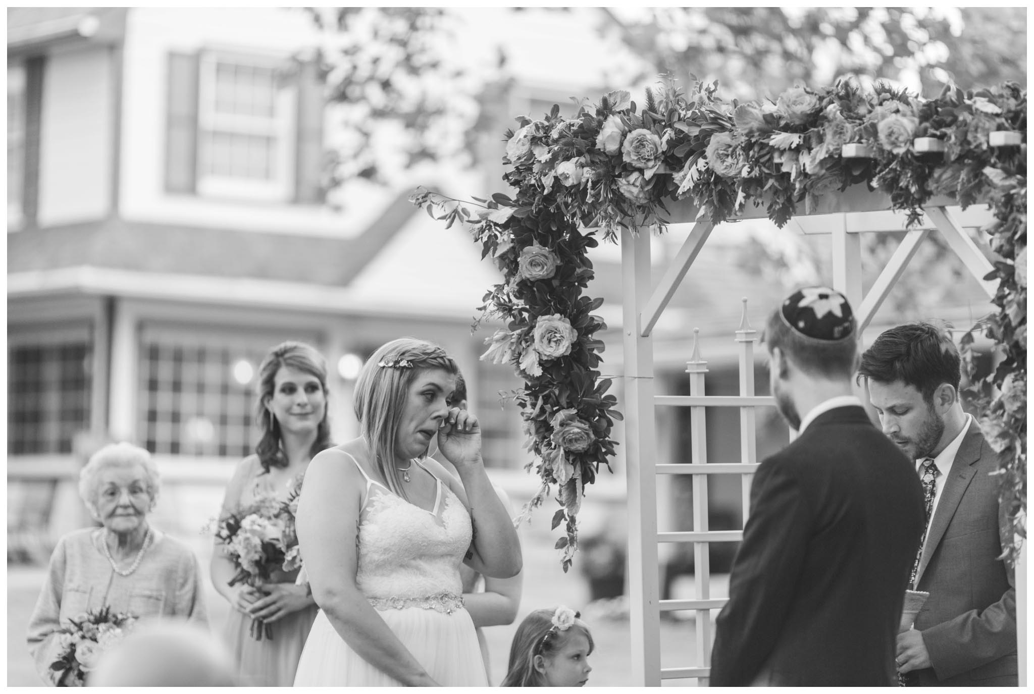 Joseph Ambler Inn, wedding