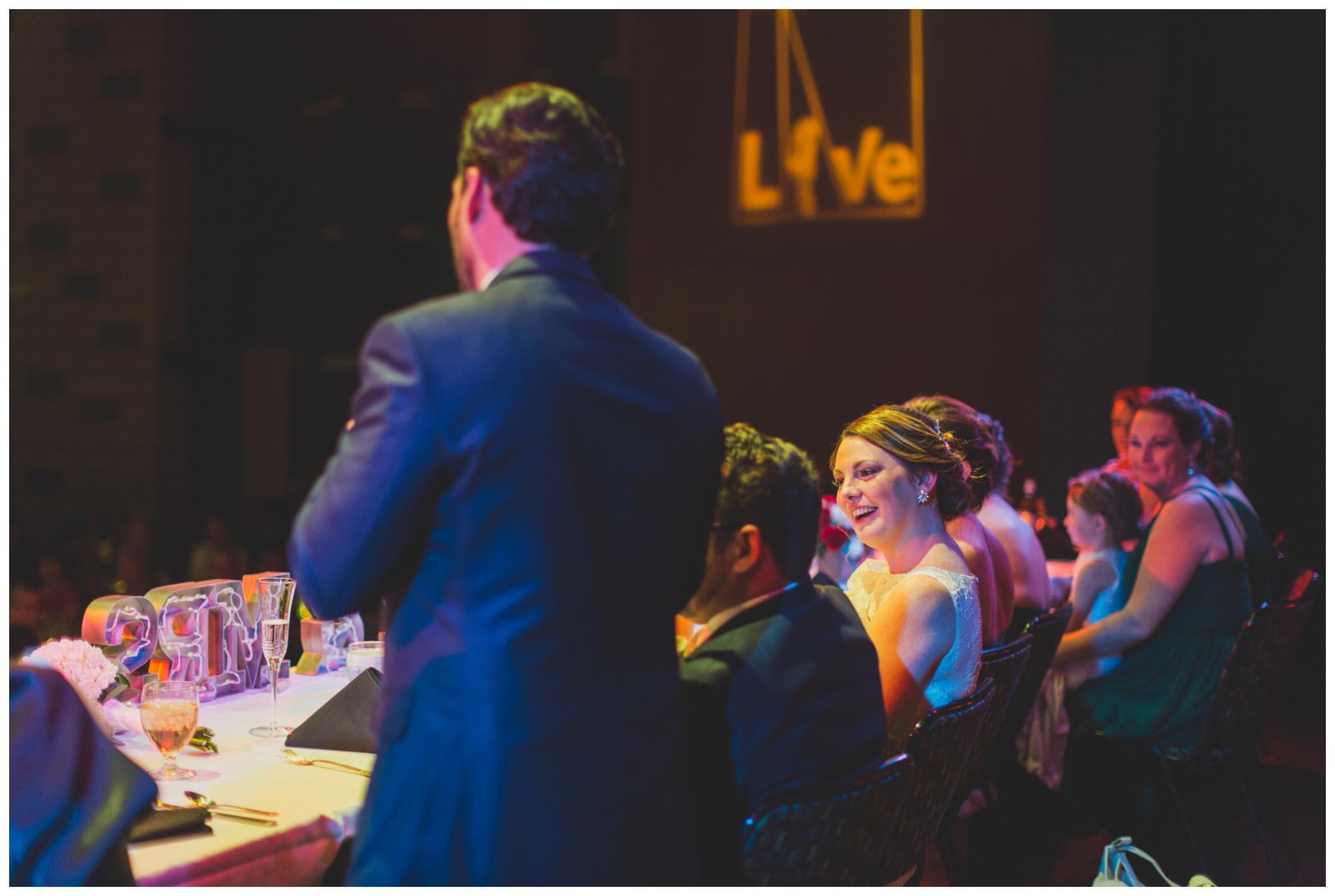 World Cafe Live, Philadelphia, wedding