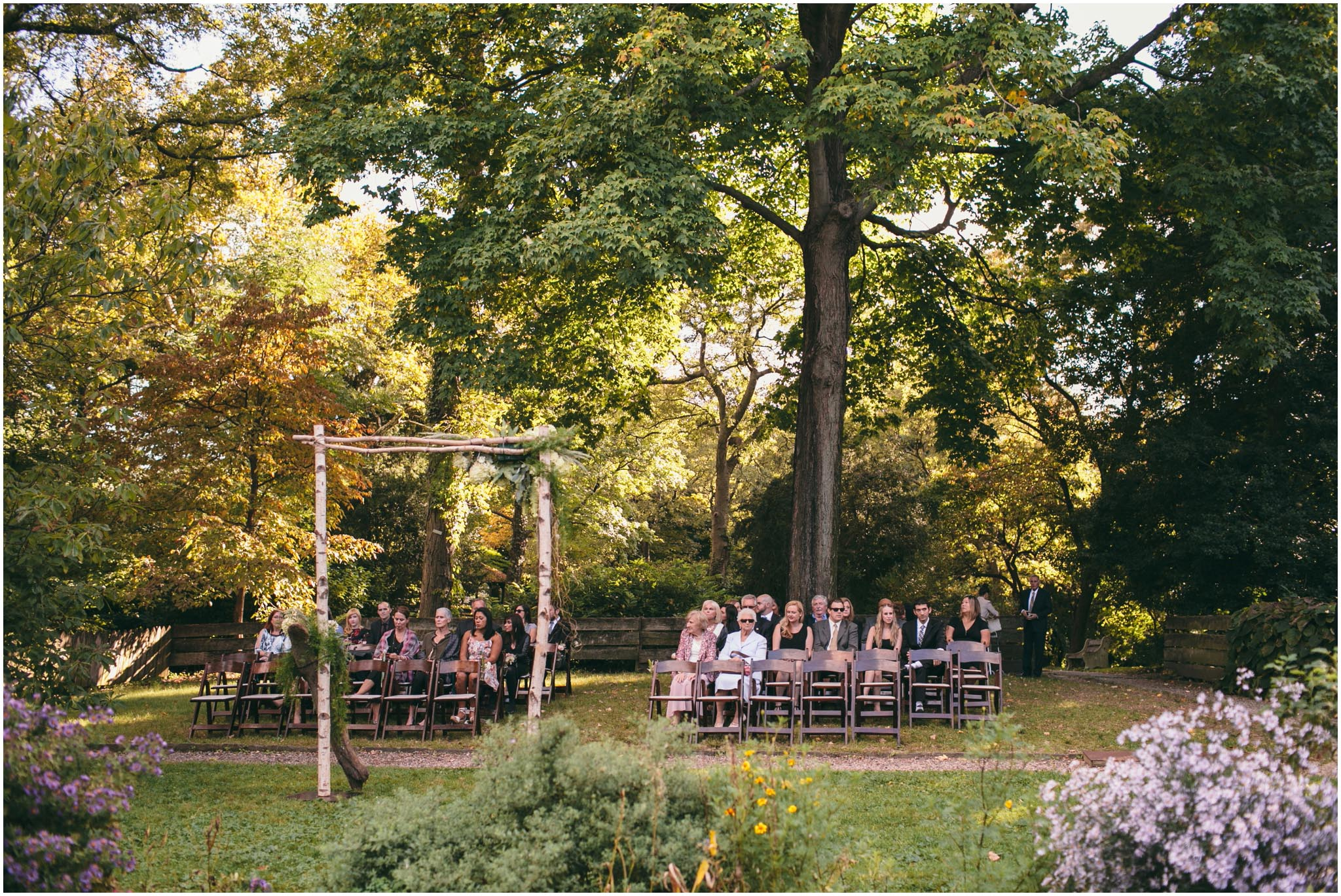 Bartram's Garden, Philadelphia, wedding