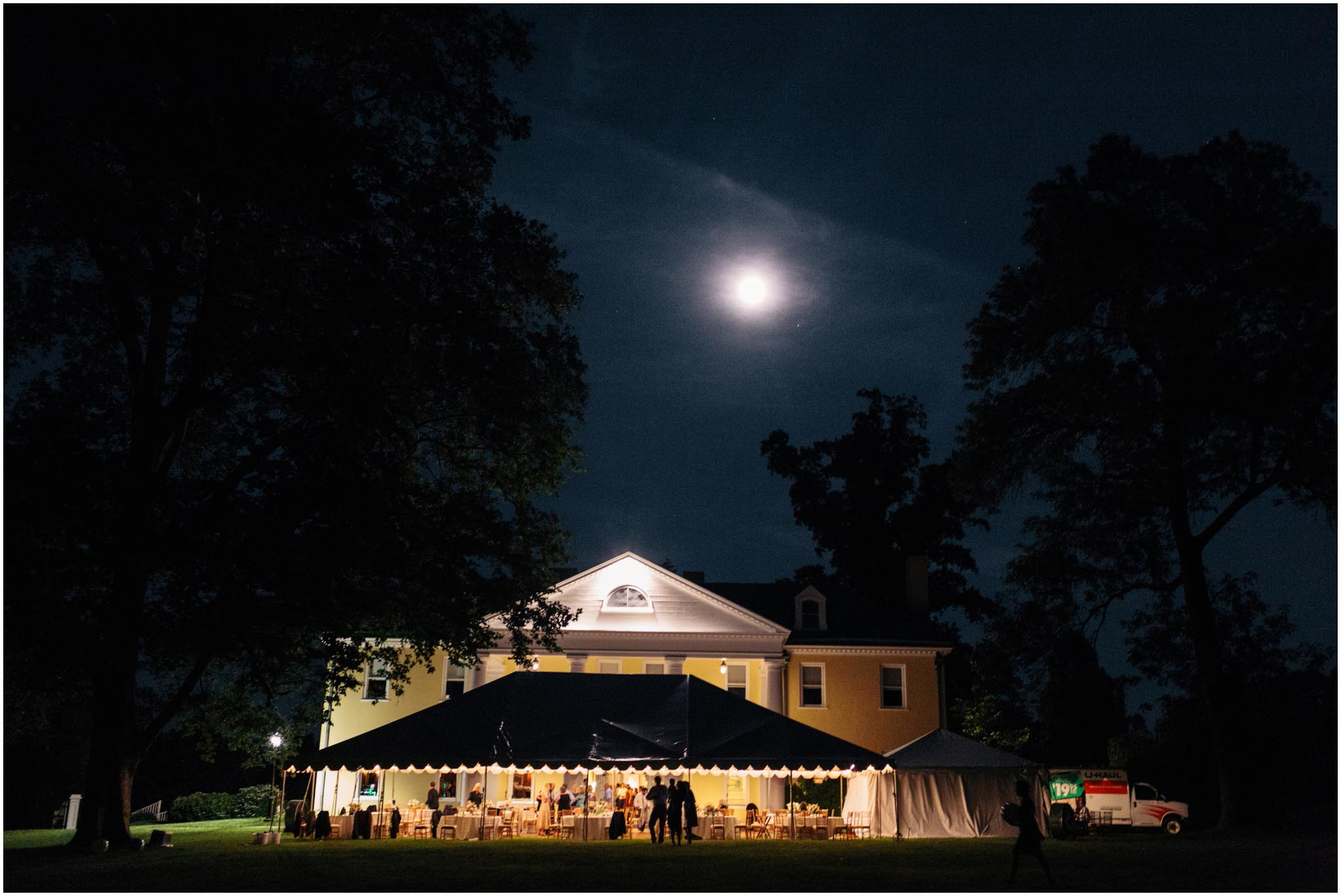 Bellevue Hall, wedding, Delaware