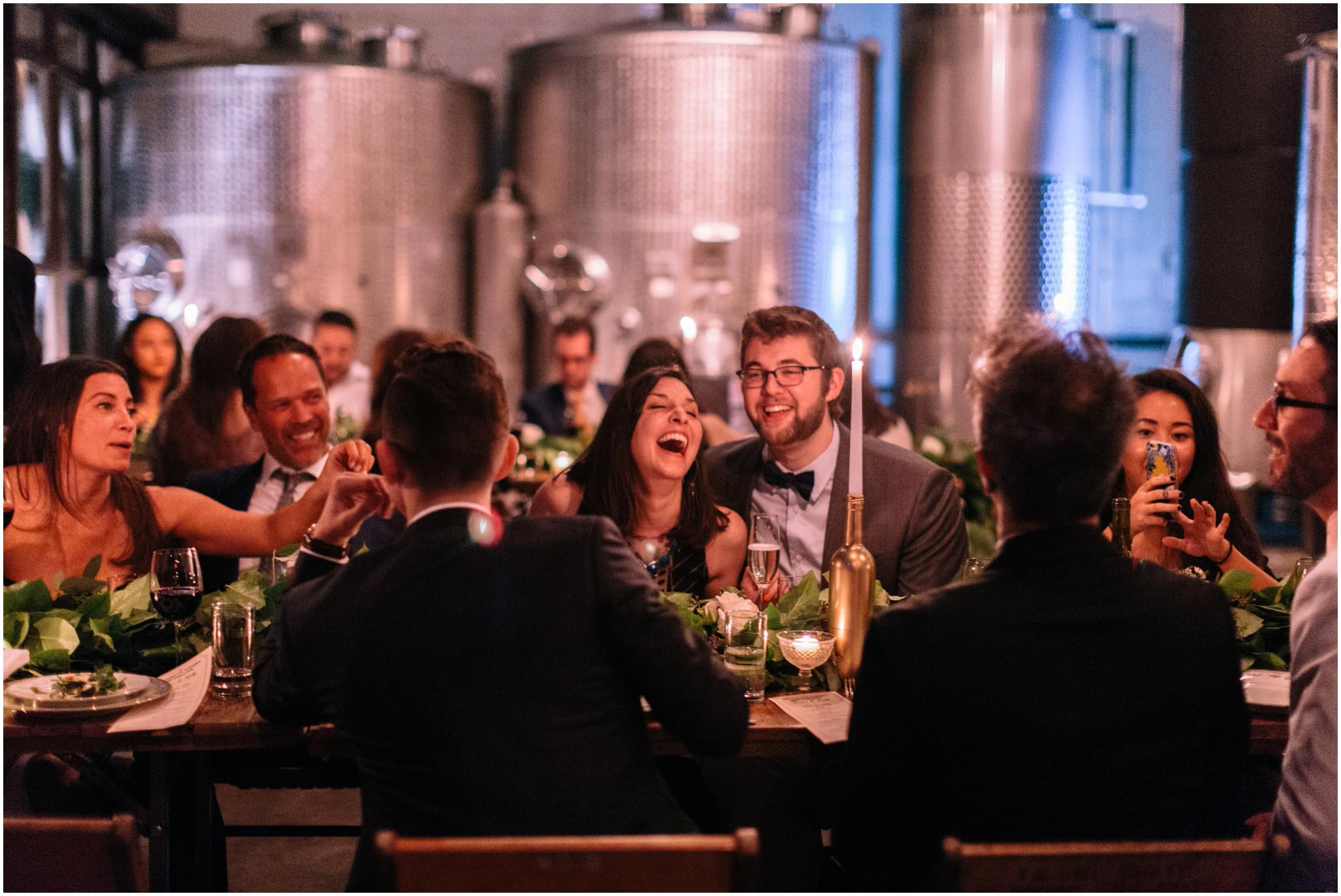 Brooklyn Winery, wedding, New York