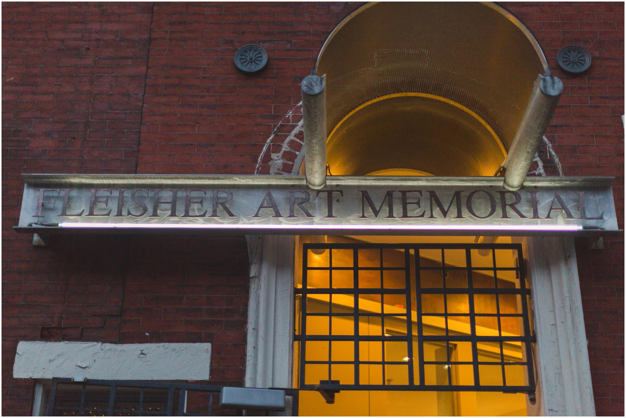 Fleisher Art Memorial, wedding, Philadelphia