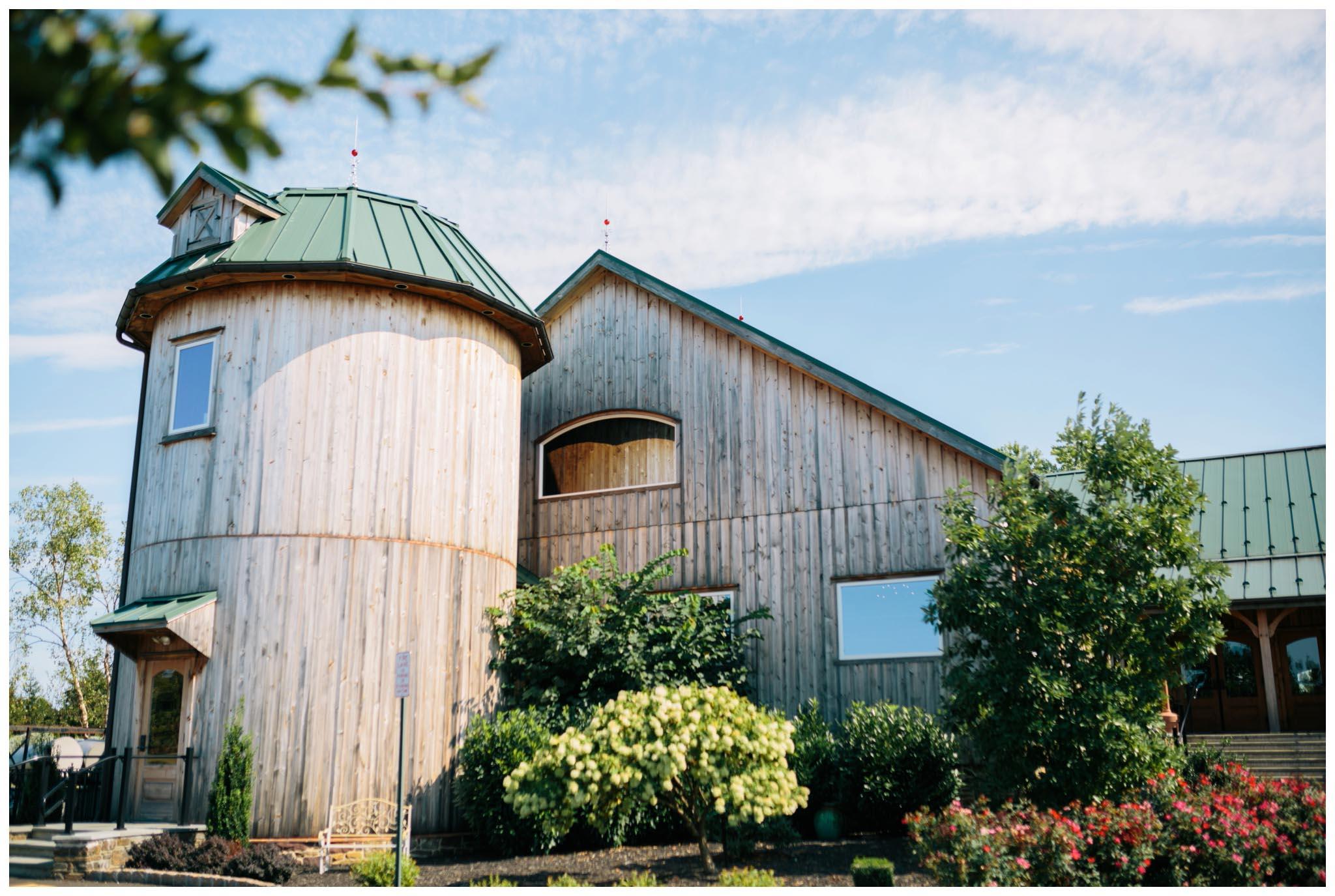 Rose Bank Winery, wedding, Newtown