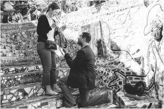 surprise wedding proposal, Philadelphia proposal photographer