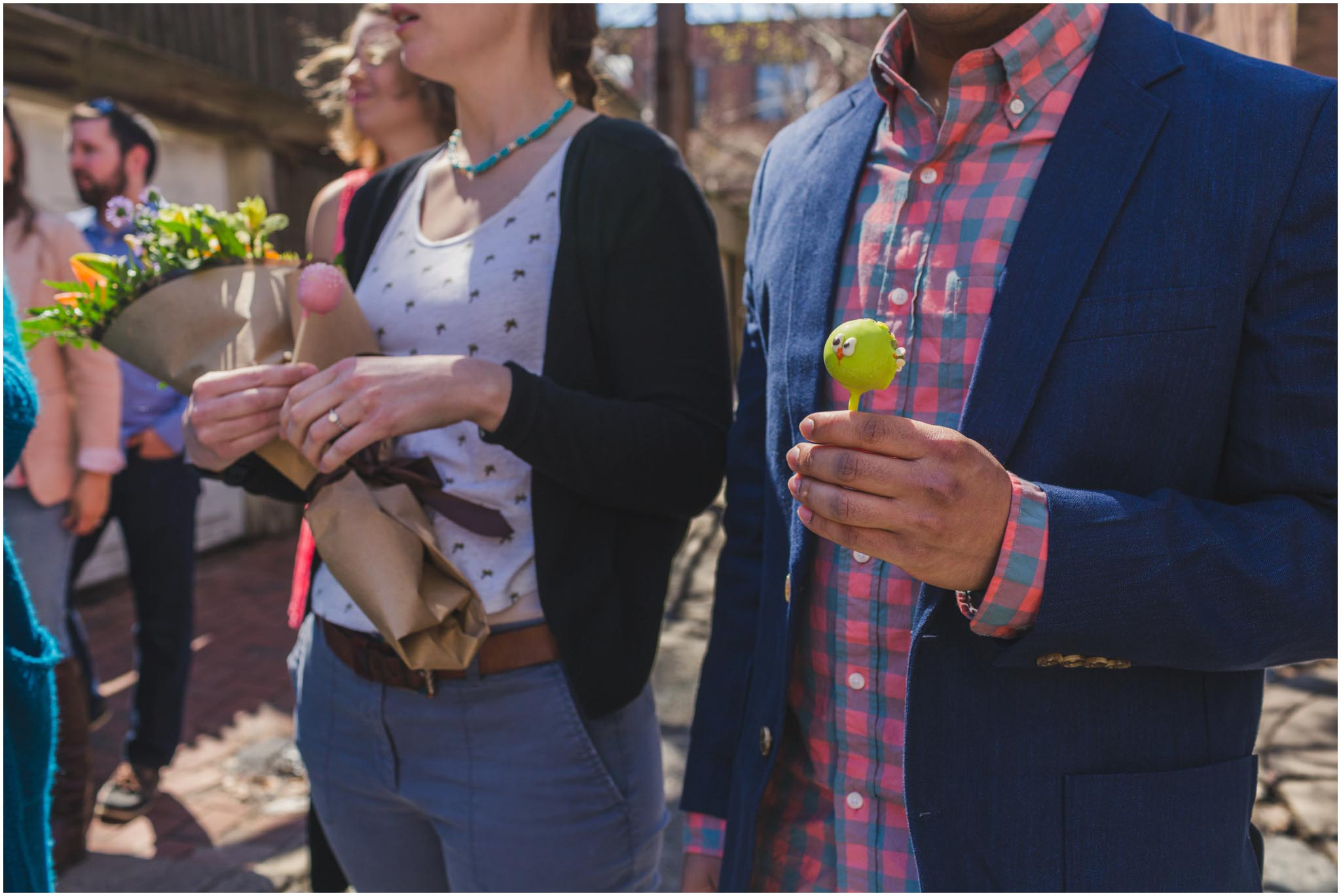 Philadelphia's Magic Gardens, engagement, wedding
