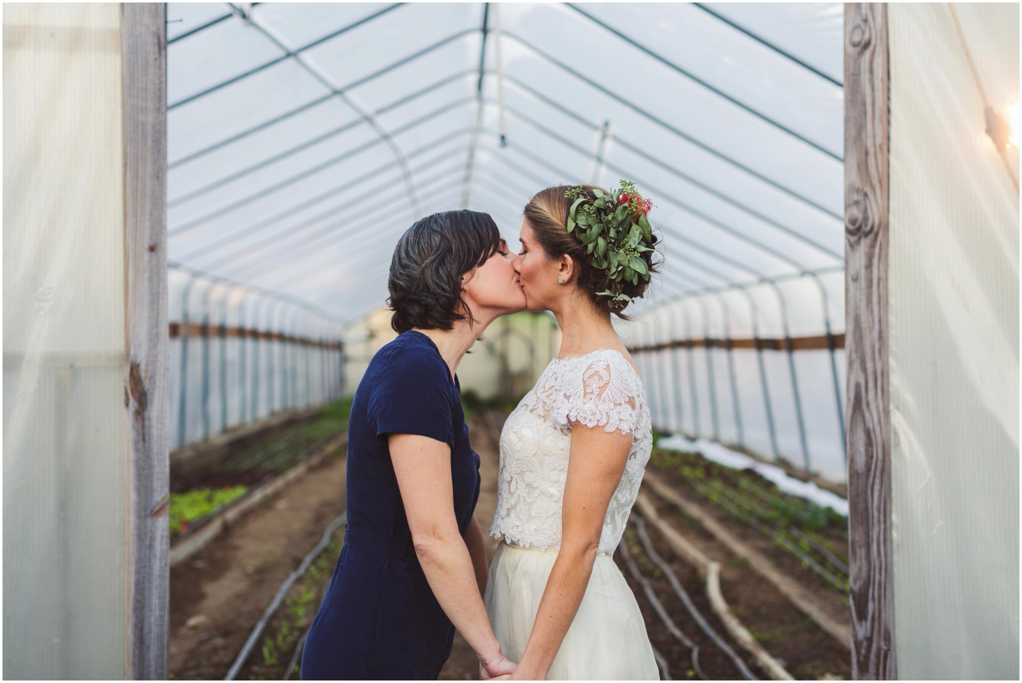 Greensgrow Farms, Philadelphia, wedding