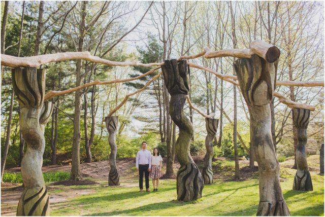 Grounds for Sculpture, wedding, New Jersey