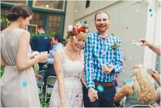 Maas Building, Philadelphia, wedding