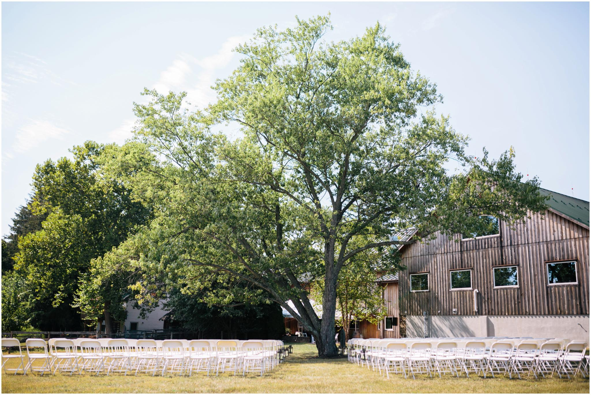 Rose Bank Winery, Bucks County, wedding