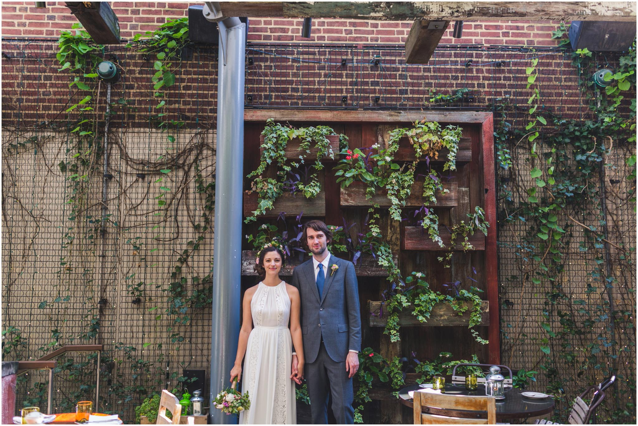 Talula's Garden, Philadelphia, wedding