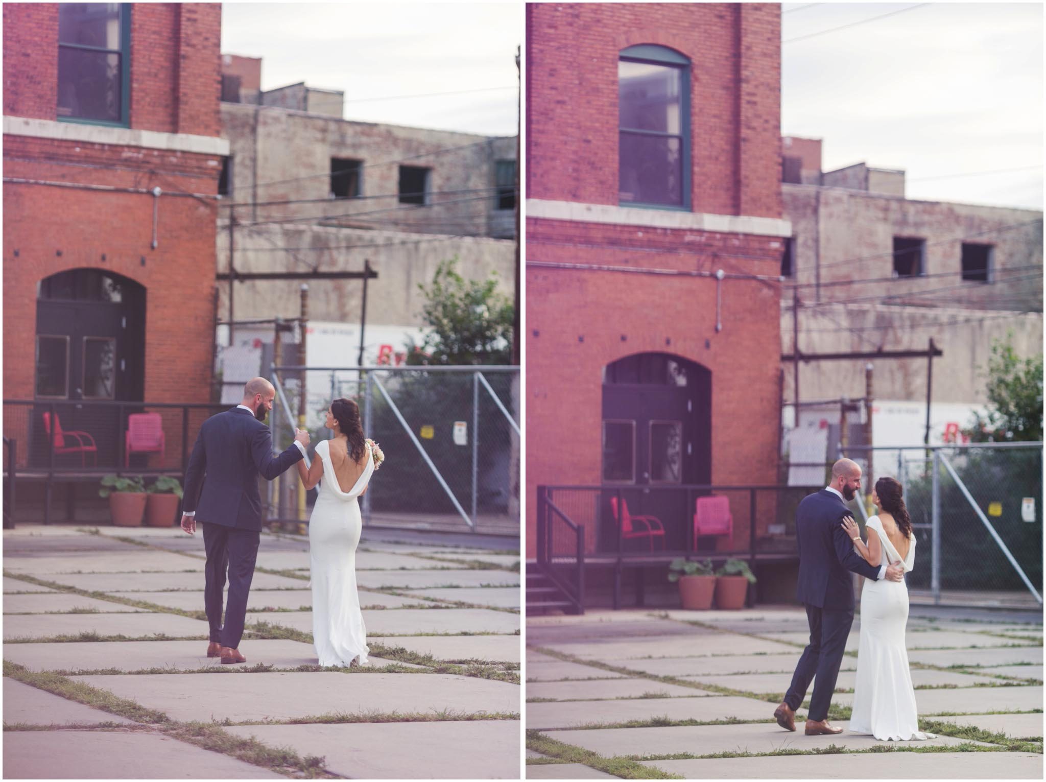 Crane Arts Center, wedding, Philadelphia