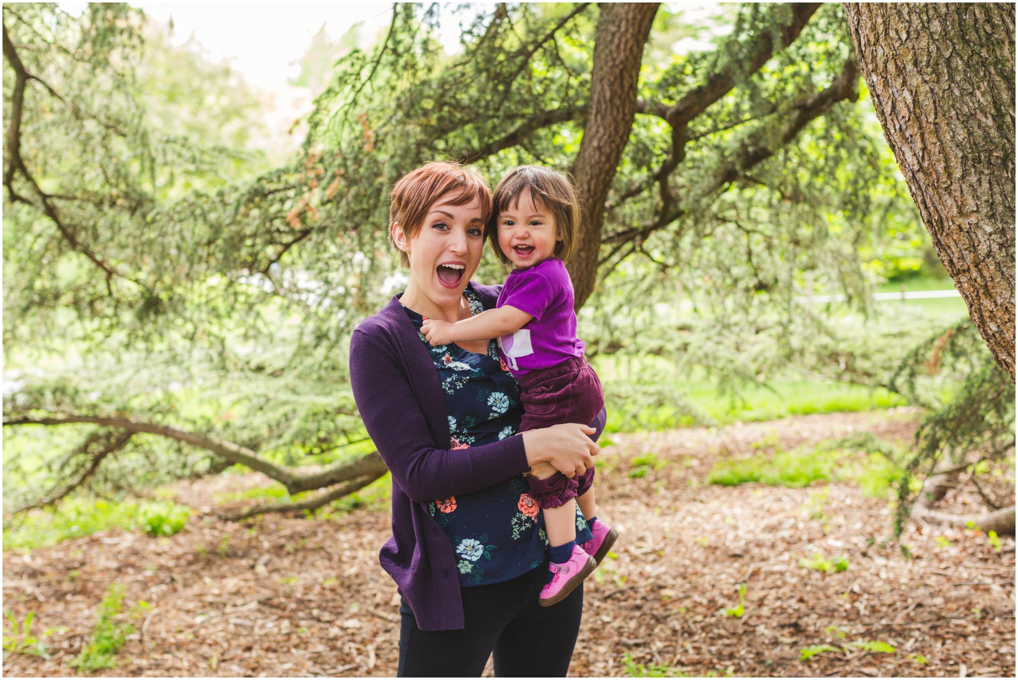 Morris Arboretum, family, session
