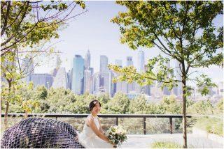 1 Hotel Brooklyn Bridge, wedding, first look