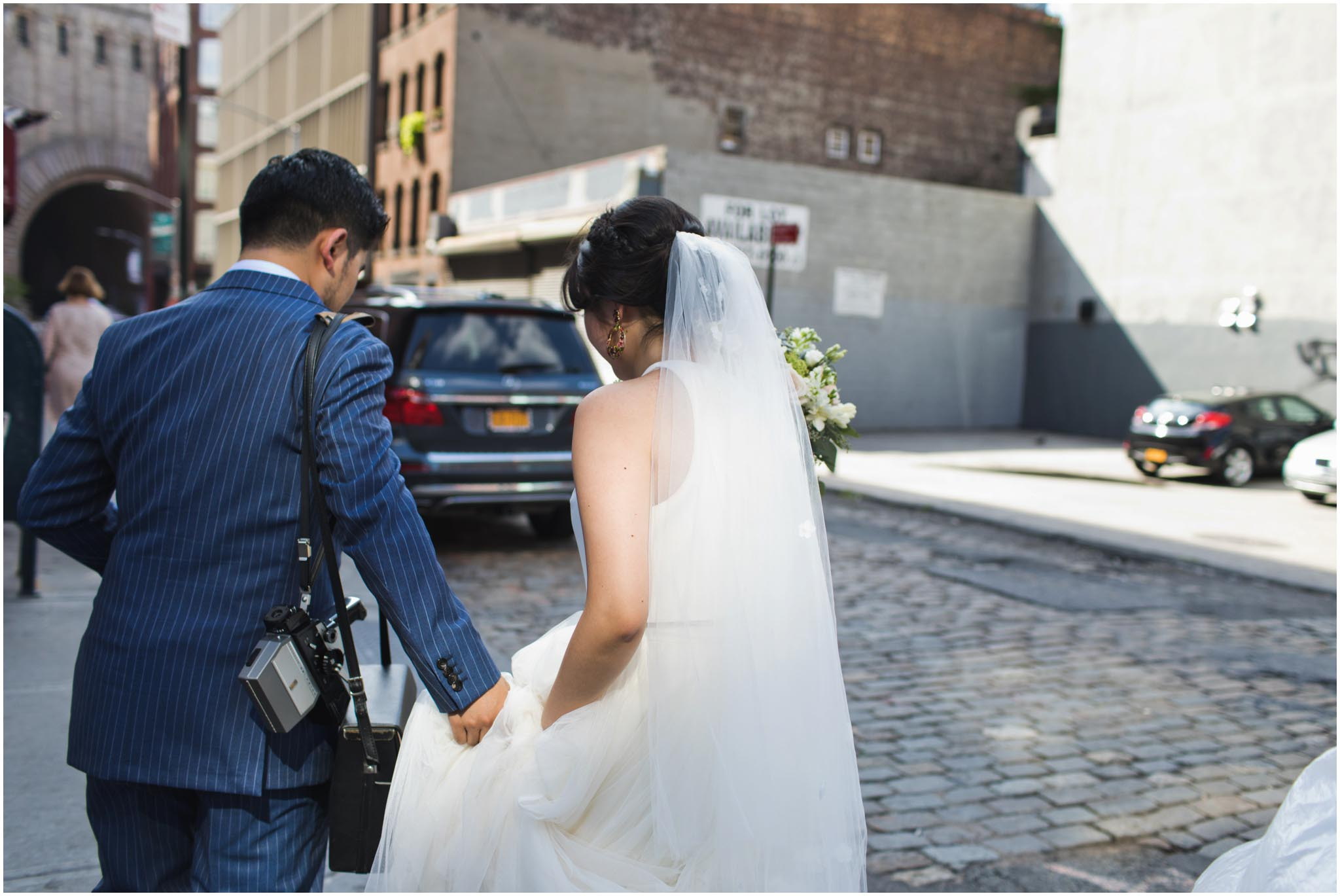 Brooklyn, Dumbo, wedding, portraits