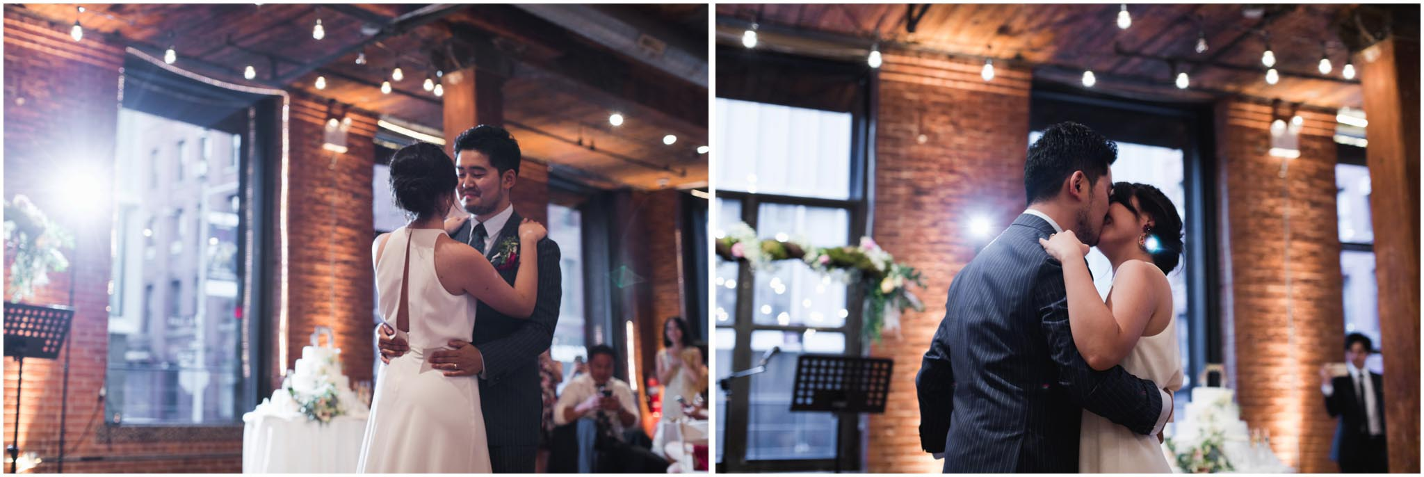 Brooklyn, New York, The Dumbo Loft, wedding