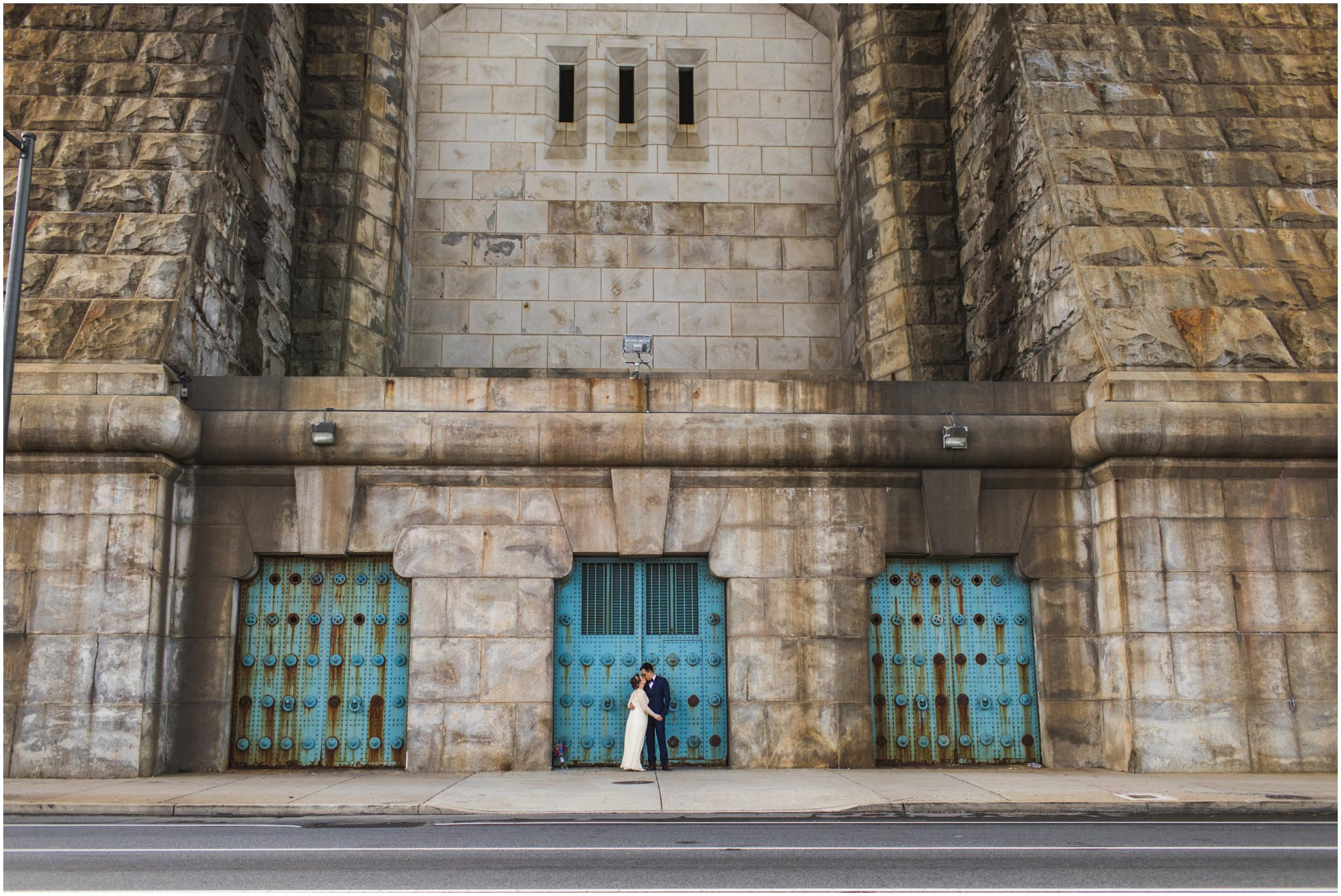FringeArts, La Peg, Philadelphia, wedding, photography
