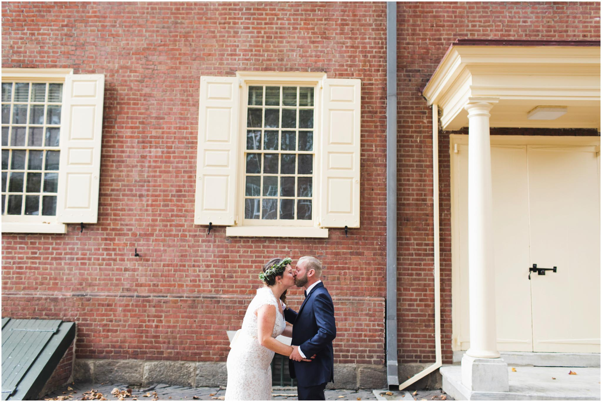Arch Street Meeting House, wedding, photography