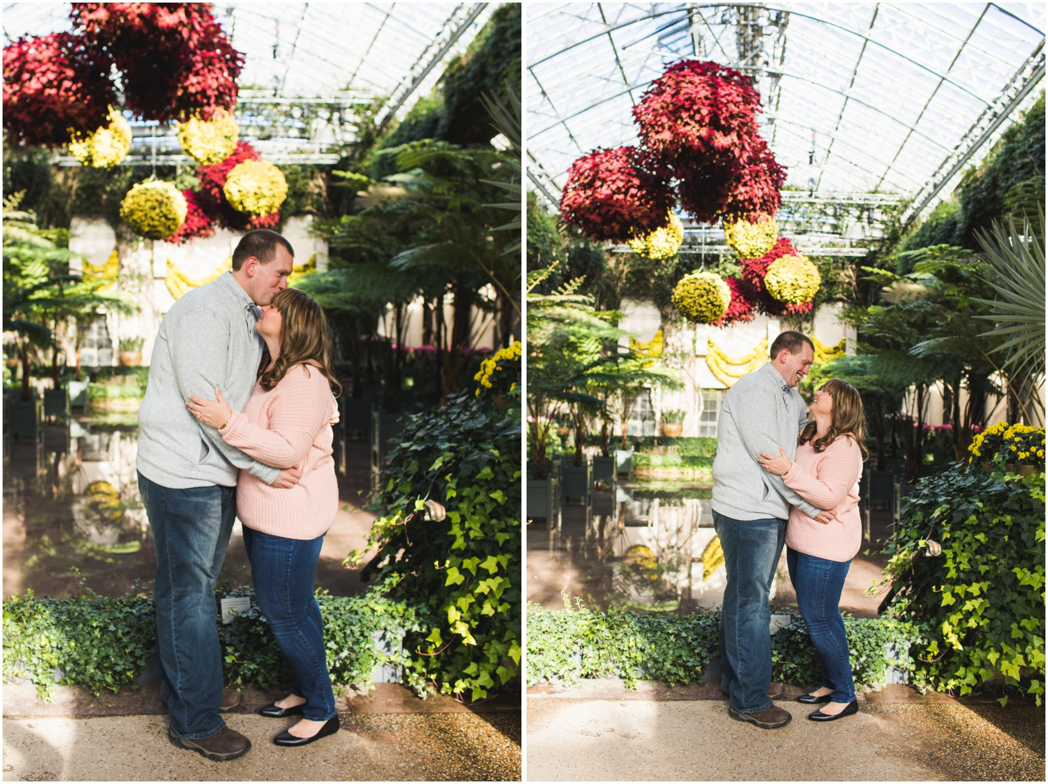 Longwood Gardens, wedding, engagement