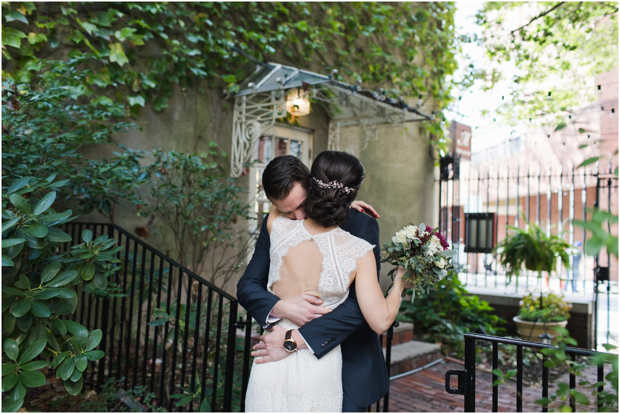 Morris House, wedding, Philadelphia