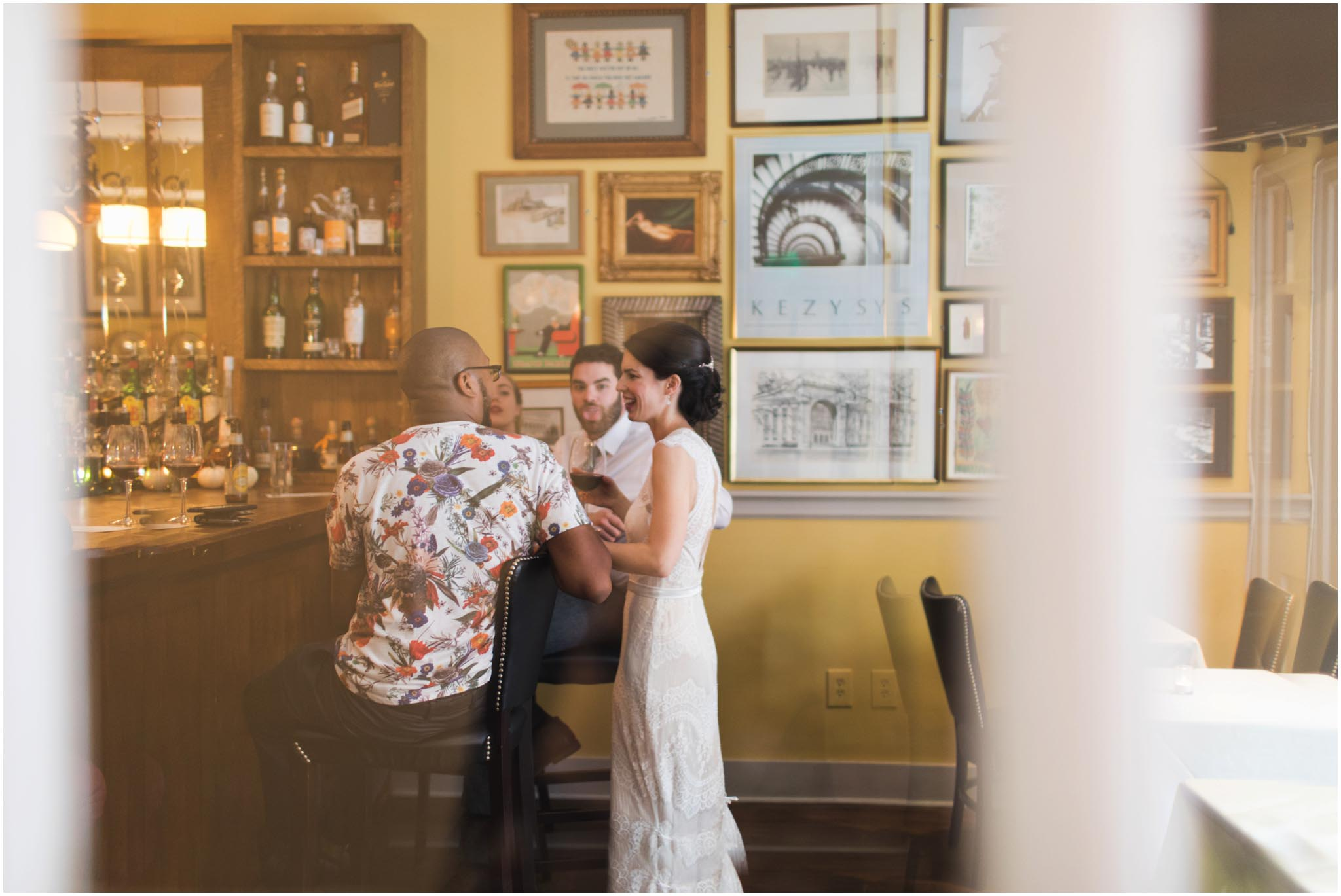 Morris House Hotel, intimate, wedding