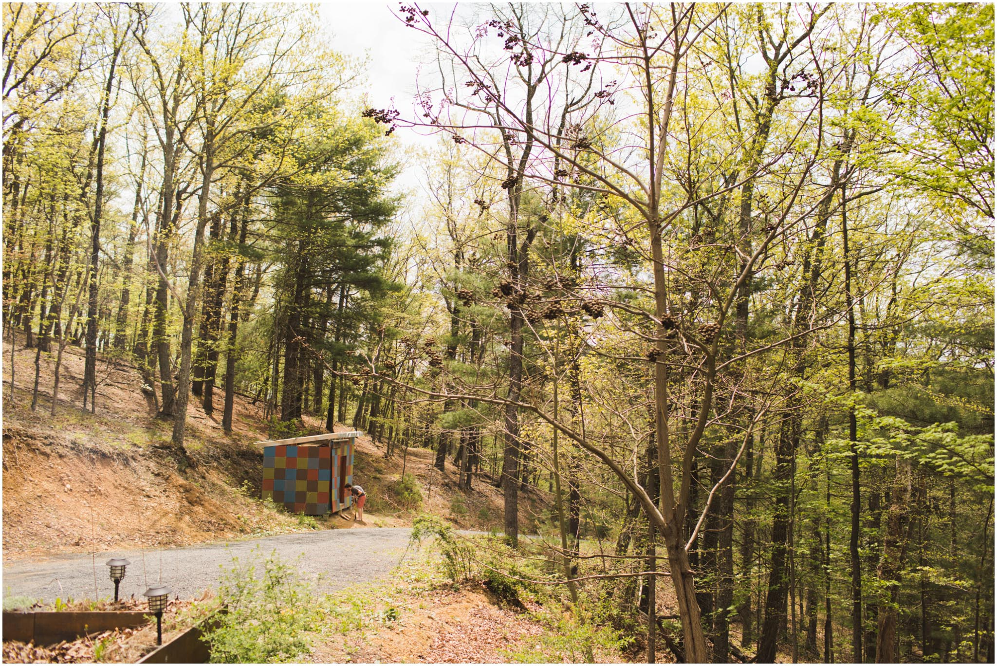 West Virginia, Lost River Modern, cabin