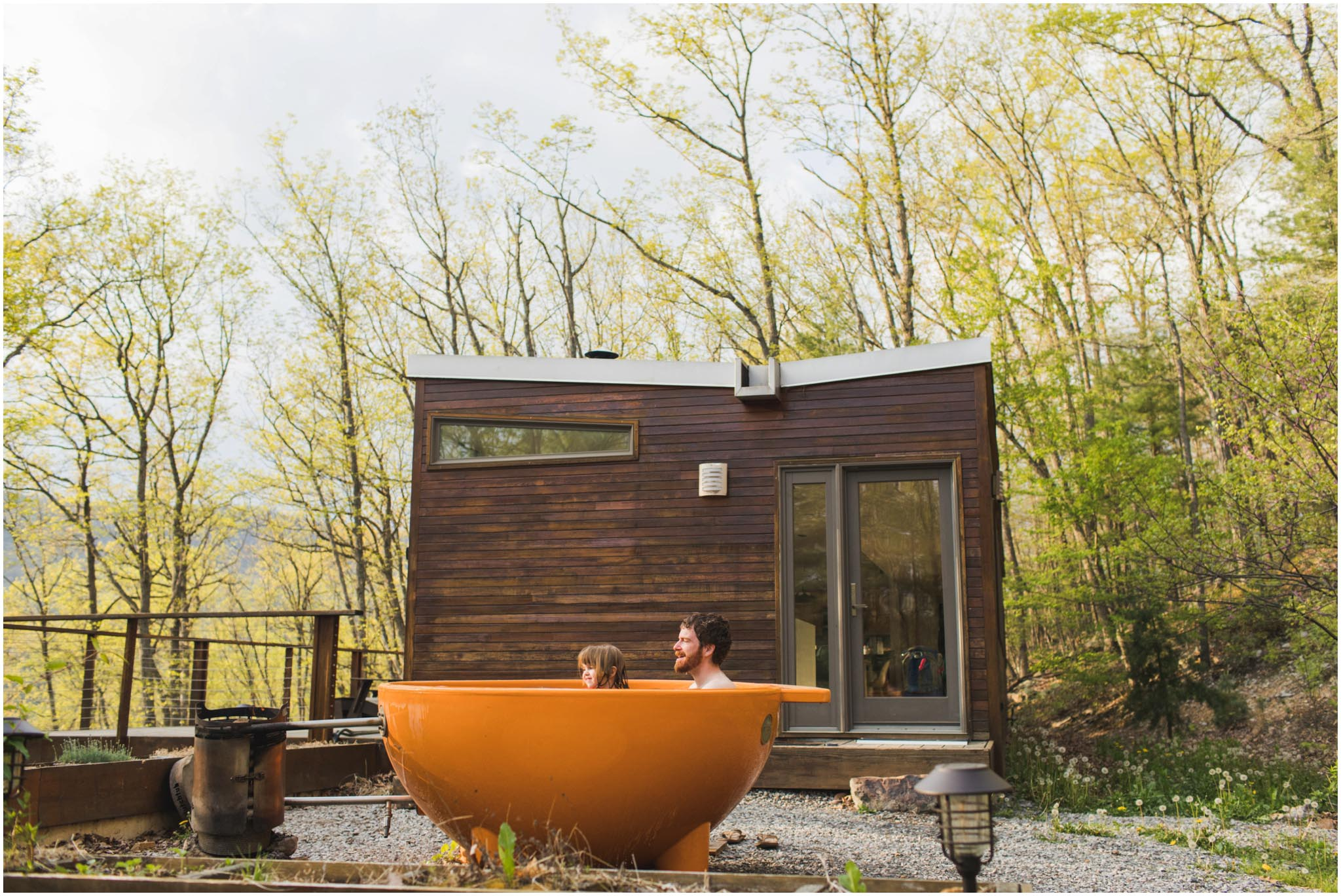 Lost River Modern, cabin, West Virginia