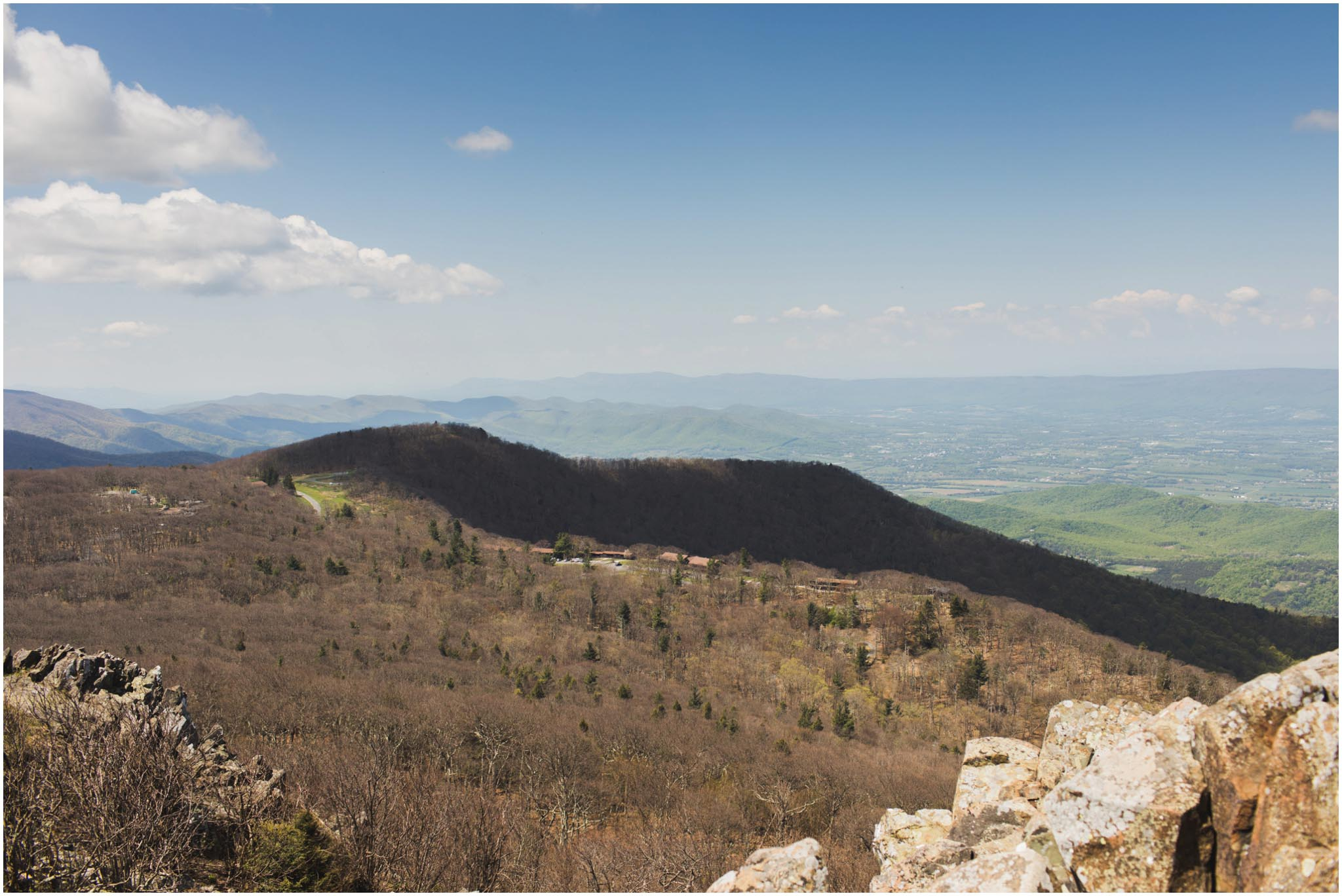 Shenandoah National Park, hike, family