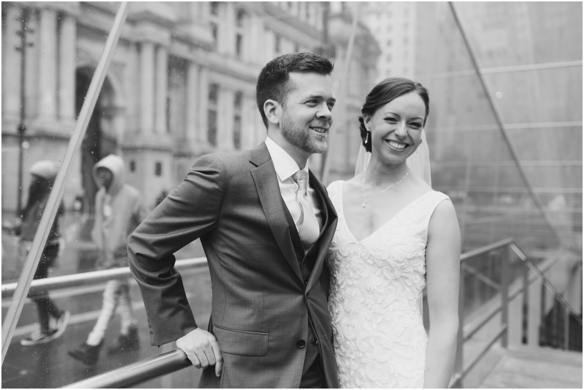 City Hall, elopement, Dilworth Park