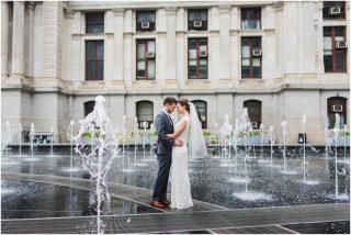 City Hall, elopement, Dilworth Park