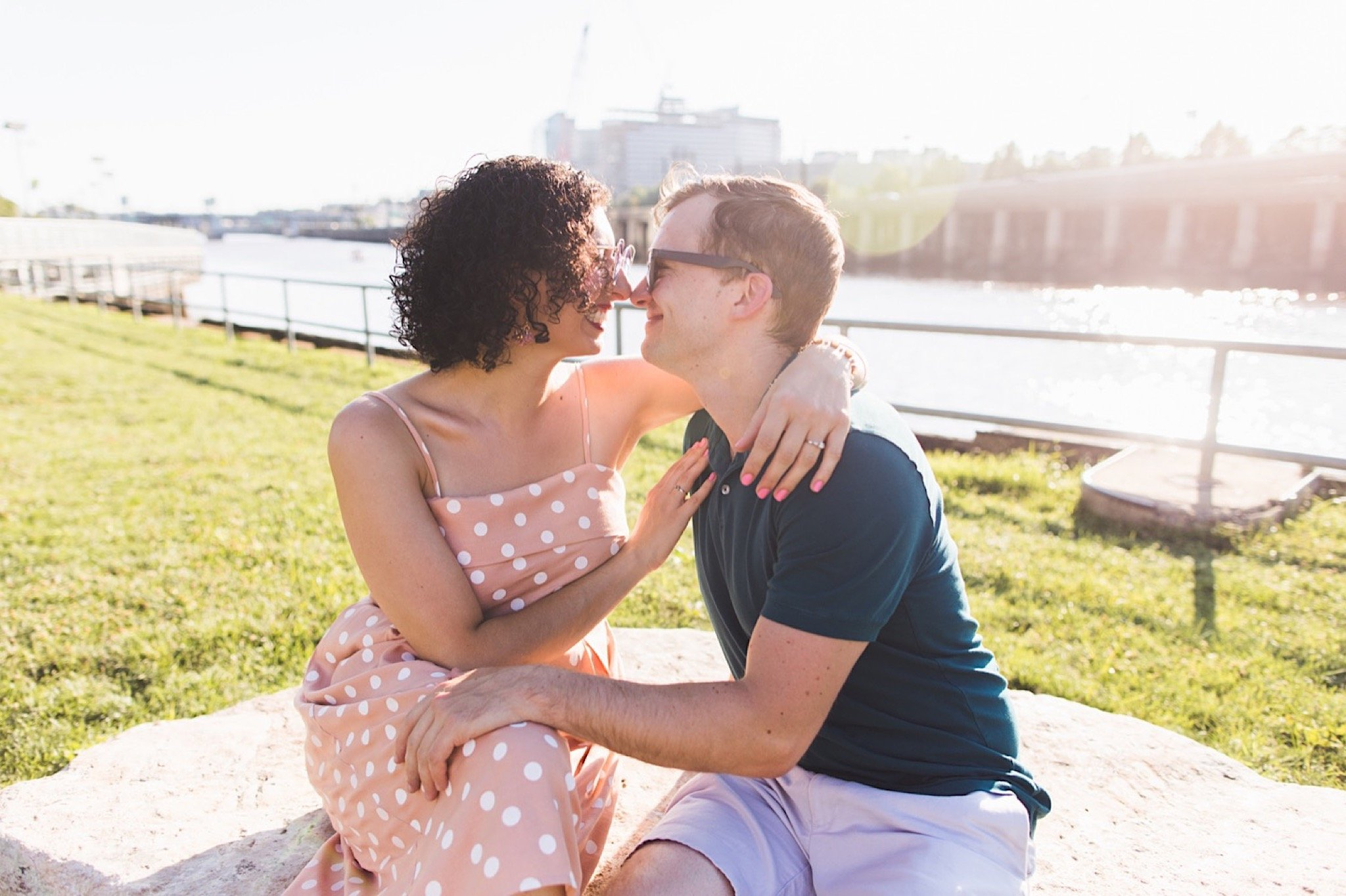 Schuylkill River, engagement, photography, trail
