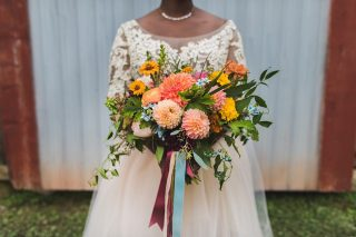 Vault and Vine, Philadelphia, florist, wedding