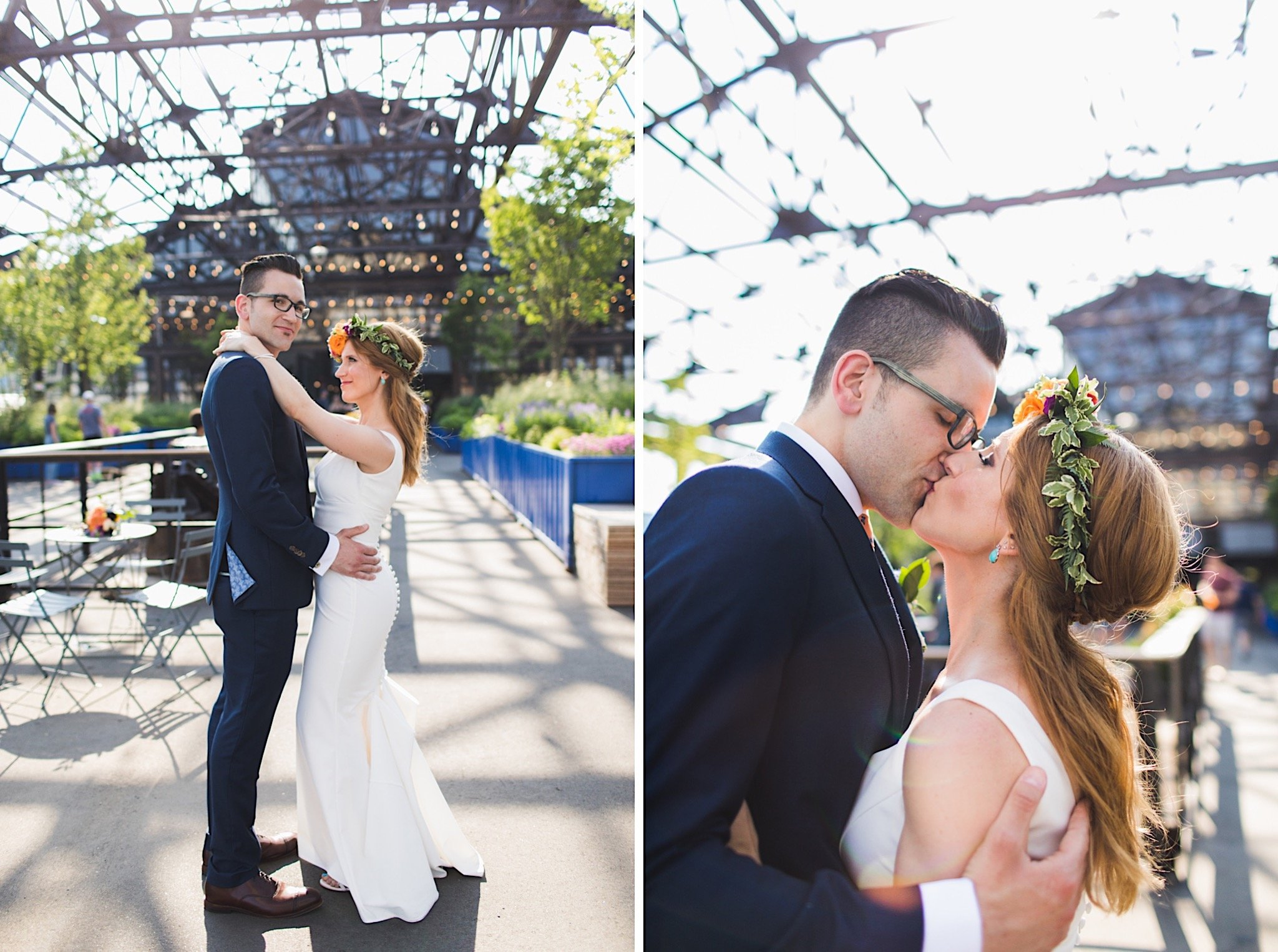Cherry Street Pier, wedding, photography