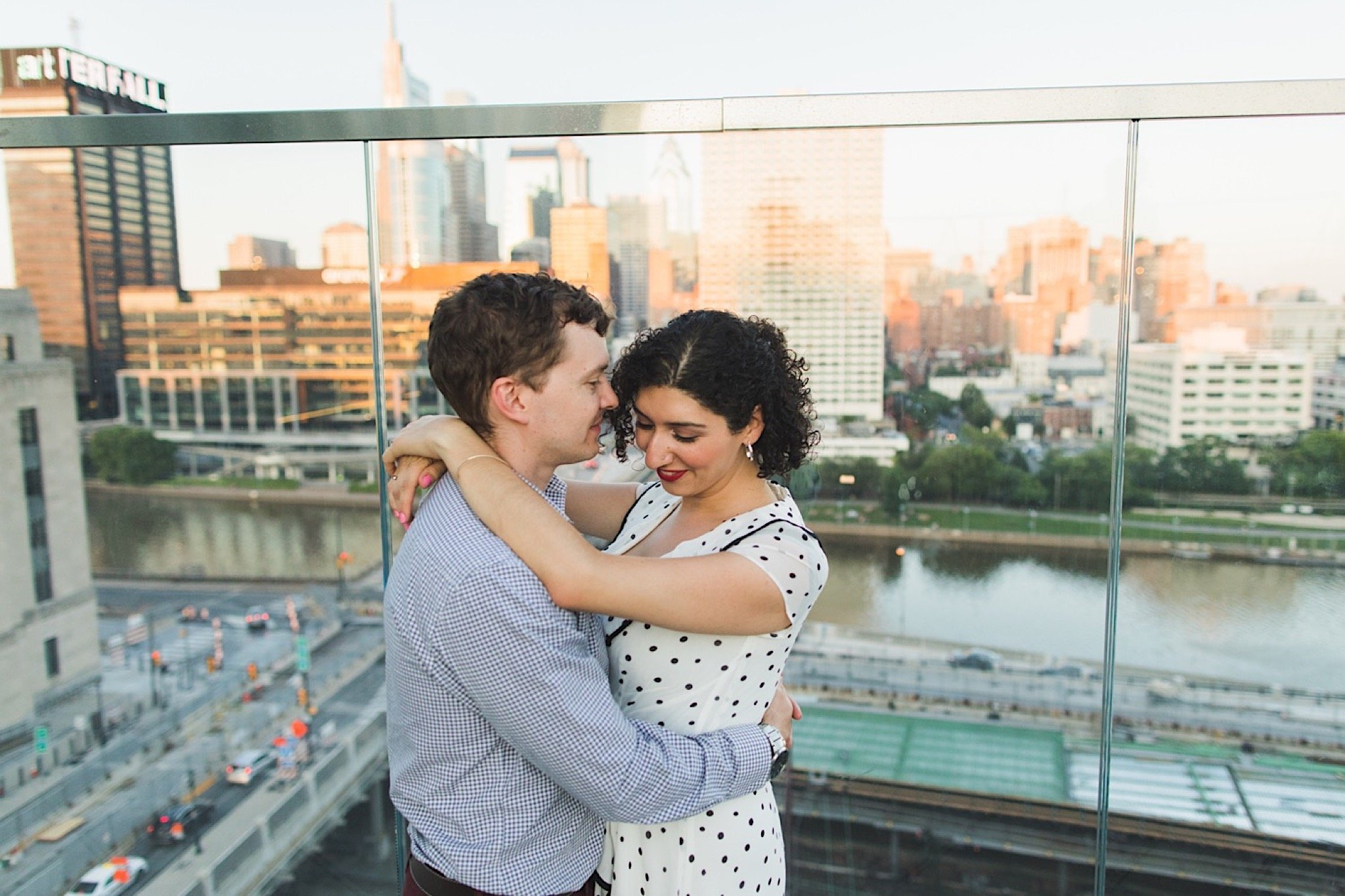 Cira Green, Philadelphia, engagement, photography