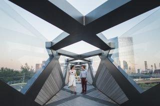 Penn Park, Philadelphia, engagement