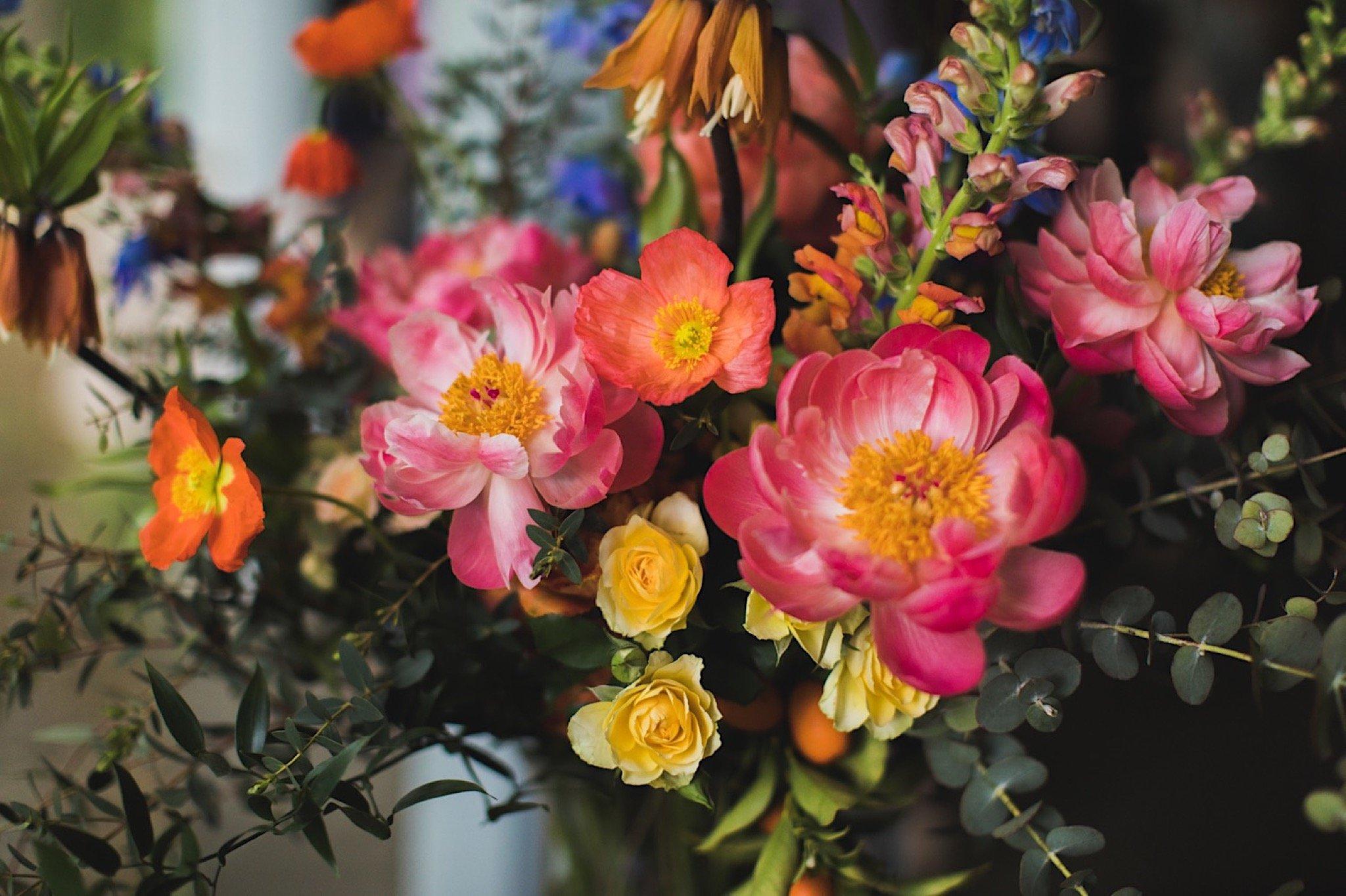 Vault + Vine, florist, Philadelphia