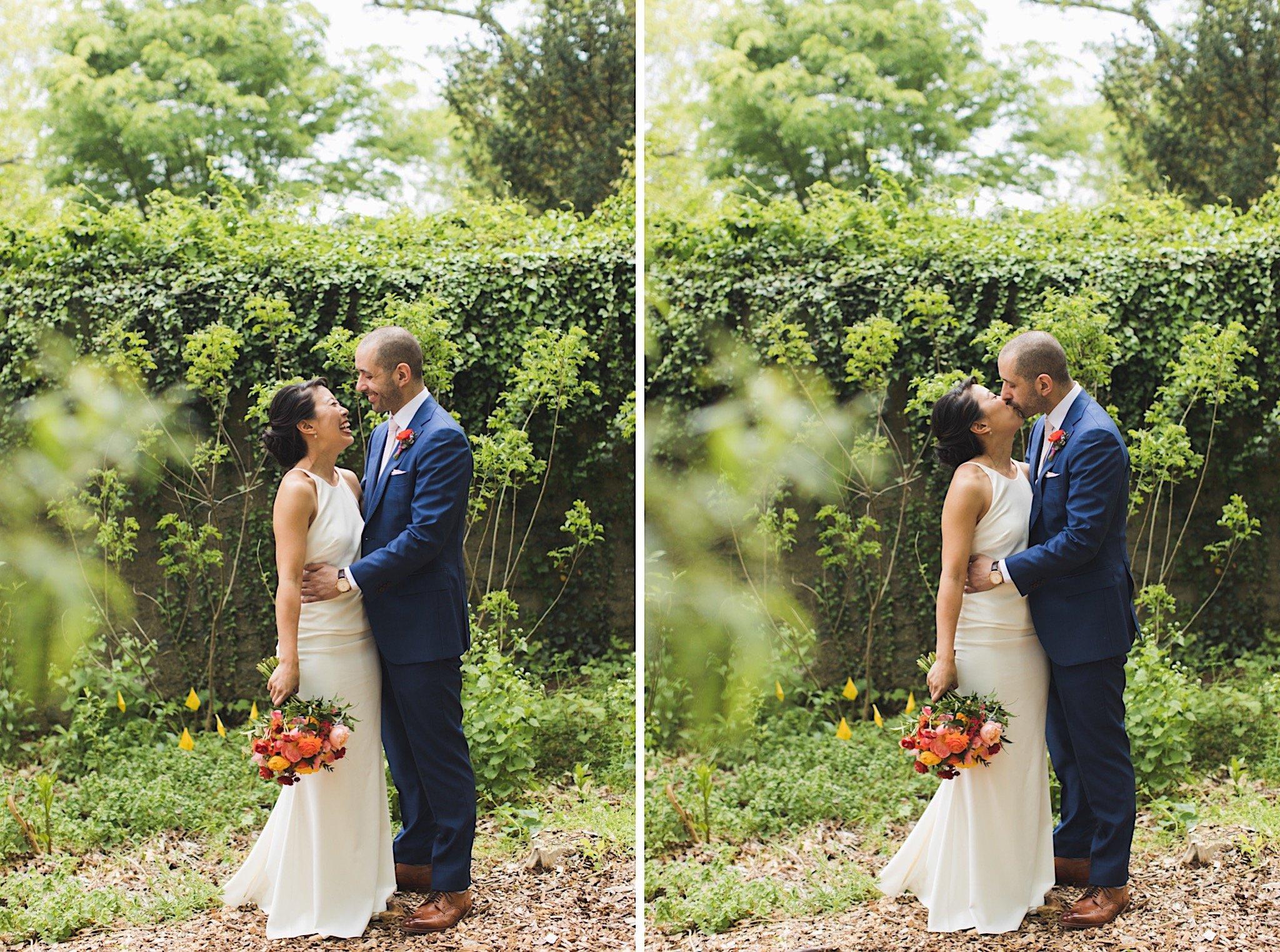 Awbury Arboretum, wedding, Philadelphia