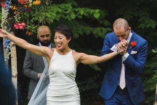 Awbury Arboretum, wedding, ceremony, Philadelphia