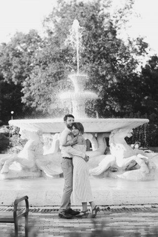 Philadelphia Museum of Art, engagement photos
