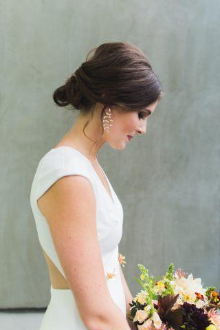 BHLDN, bride, dress