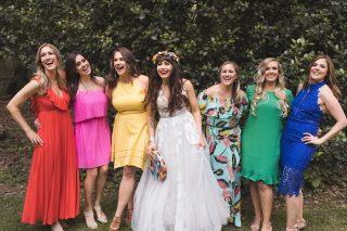 bridesmaids, Philadelphia, wedding