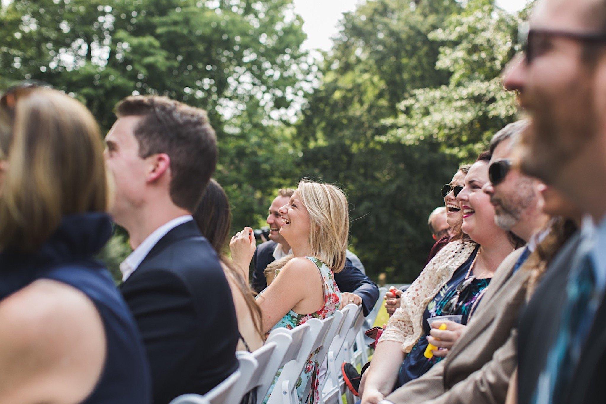 Awbury Arboretum, Philadelphia, wedding