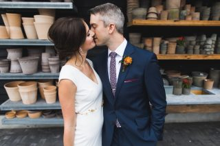 Terrain, wedding, Philadelphia