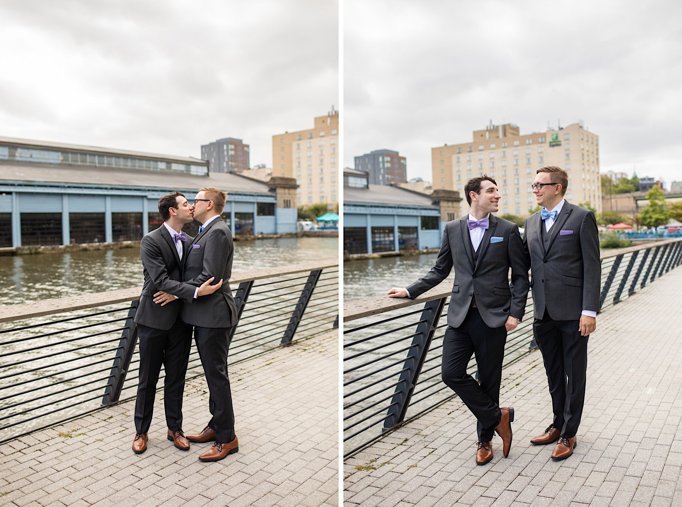 LGBTQ Philadelphia wedding photographer, inclusive