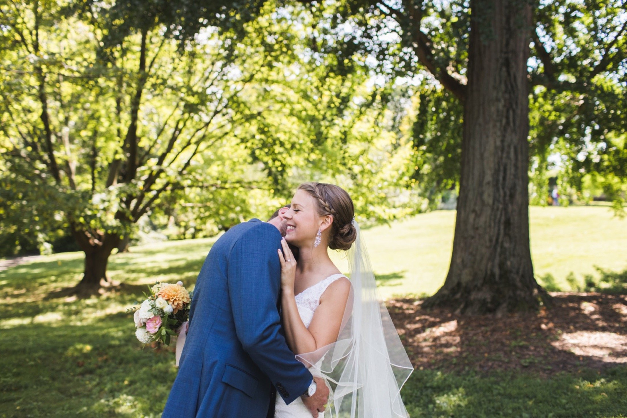 Bartram's Garden, wedding, Philadelphia