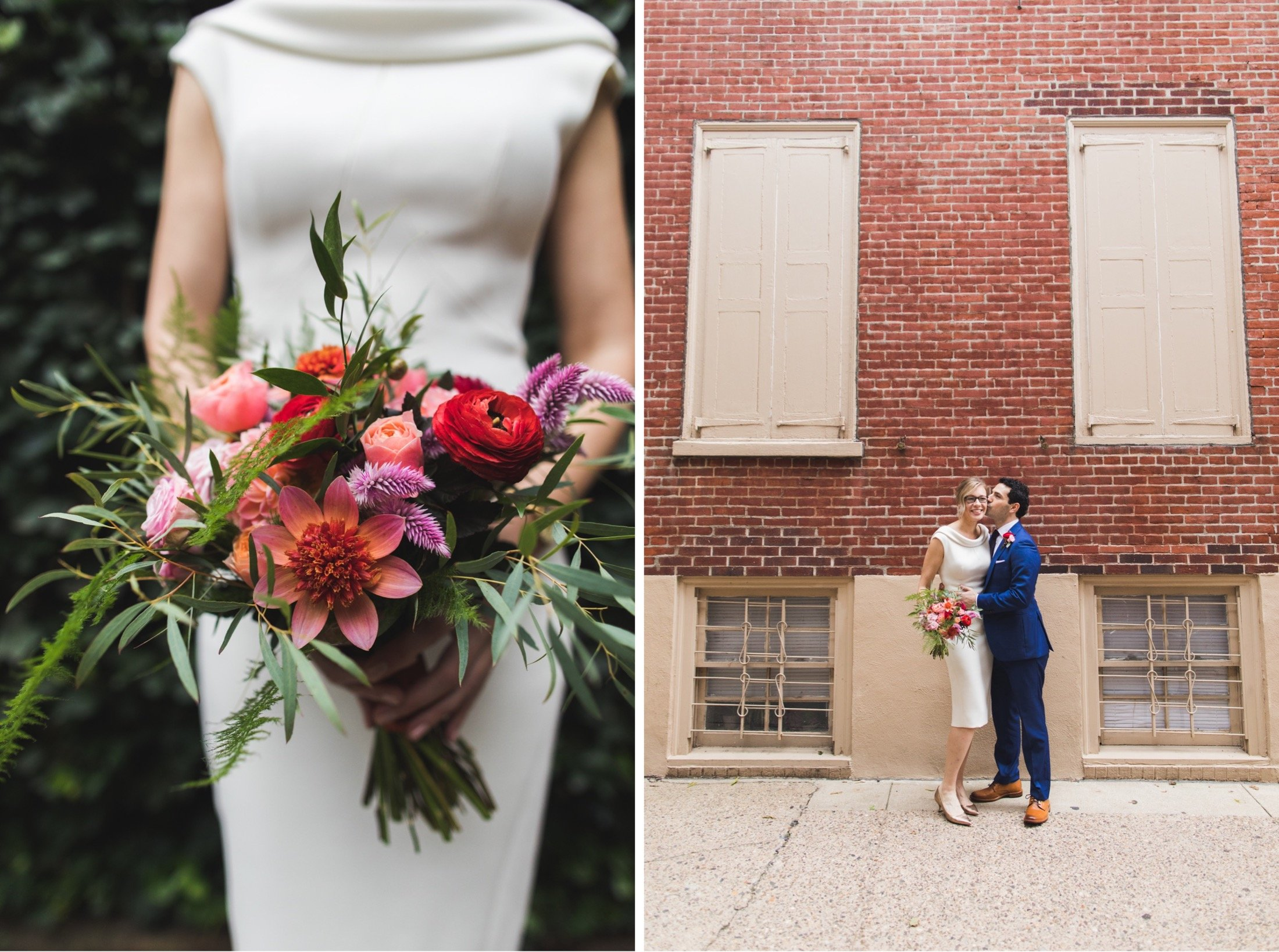 wedding portraits, Philadelphia, wedding, Gayborhood